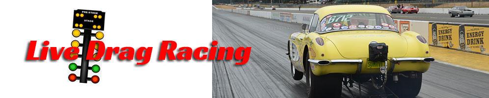 Live Drag Racing